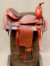 "12"" Children Pony Saddle"