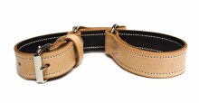 """1.5"""" Leather Horse Hobble Double stitched hobbles"""