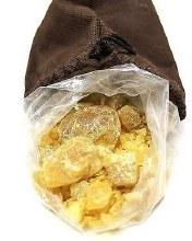 Premium Amber/Yellow Rosin (1Lbs)