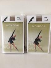 MONDOR 3301 BAMBOO FOOTED SKATING TIGHTS