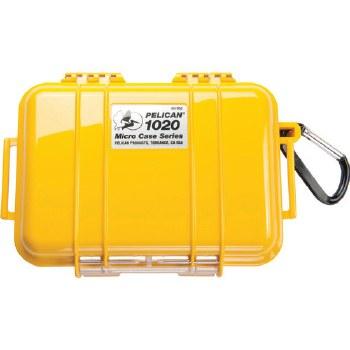 Peli Storm 1020 Micro Case Yellow