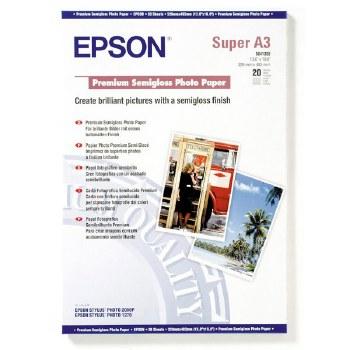 Epson Premium Semigloss A4 20 Sheets