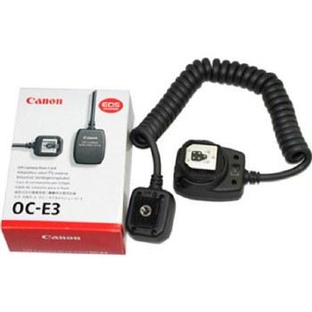 Canon OC-E3 Off-Camera Shoe