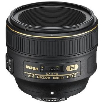 Nikon AF-S 58mm F1.4G FX