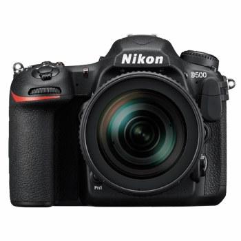 Nikon D500 with AF-S 16-80mm F2.8-4 VR DX