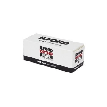 Ilford Ortho Plus 80 Black and White 120 Film Single Roll