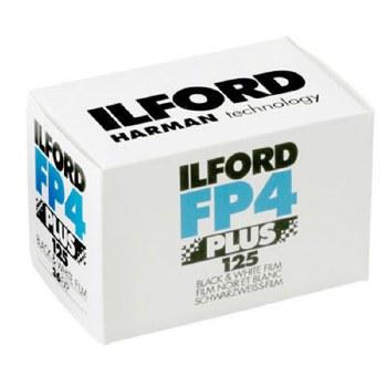 Ilford FP4 125 35mm Film (36 exposures)