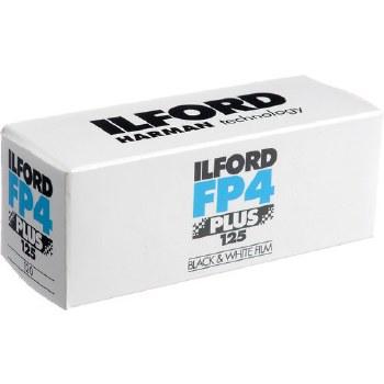 Ilford FP4 125 120 Film
