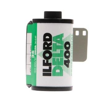 Ilford Delta 400 35mm Film (36 exposures) Single Roll