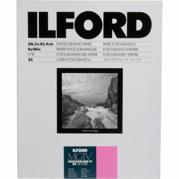 """Ilford MGIV RC Deluxe Glossy 7 x 5"""" 100 Sheets"""