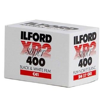 Ilford XP2 Super 400 35mm Film (36 exposures)