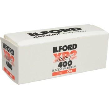 Ilford XP2 Super 400 120 Film Single Roll