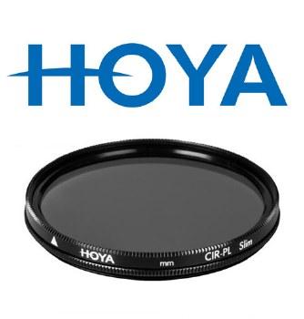 Hoya Circular Polariser Slim 37mm
