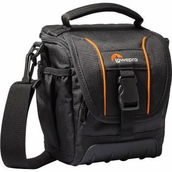 Lowepro Adventura SH 120 II Shoulder Bag (Black)