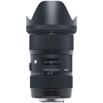 Sigma 18-35mm F1.8 DC HSM For Sony A-Mount