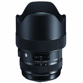 Sigma  14-24mm F2.8 DG HSM Art For Canon EF