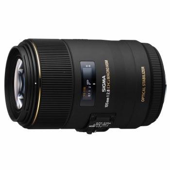 Sigma 105mm F2.8 EX DG OS HSM For Nikon F