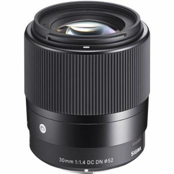 Sigma  30mm F1.4 DC DN Contemporary For Micro 4:3