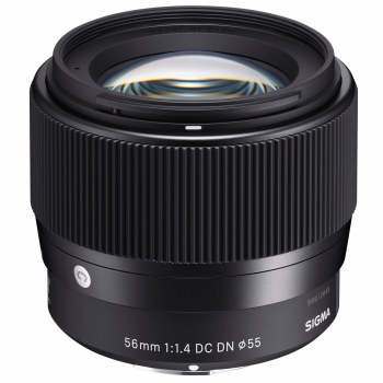 Sigma 56mm F1.4 DC DN Contemporary For Sony E-Mount