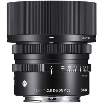 Sigma 45mm F2.8 DG DN Art For Sony E-Mount