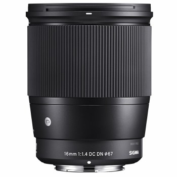 Sigma 16mm F1.4 DC DN Contemporary For Micro 4:3