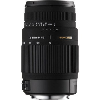 Sigma 70-300mm F4-5.6 DG OS For Canon EF