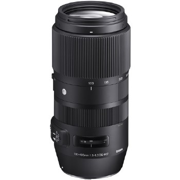 Sigma 100-400mm F5-6.3 DG OS HSM For Canon EF
