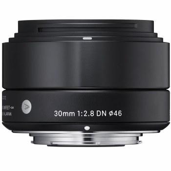 Sigma  30mm F2.8 DN Art Black For Micro 4:3