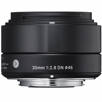 Sigma 30mm F2.8 DN Art Black For Sony E-Mount