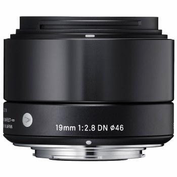 Sigma  19mm F2.8 DN Art Silver For Sony E-Mount