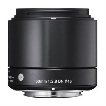 Sigma 60mm F2.8 DN Art Silver For Micro 4:3