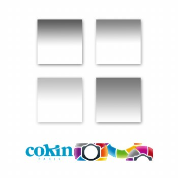 Cokin Neutral Density Grads P121L Gradual Grey G2 Light (N