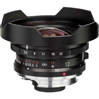 Voigtlander  12mm F5.6 UltraWide Heliar For Leica M