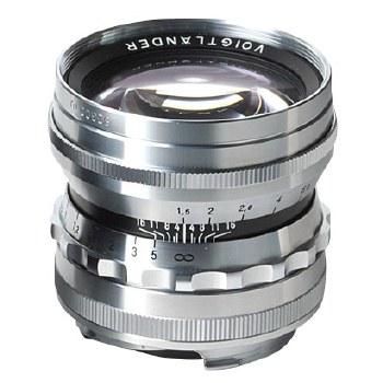 Voigtlander 50mm F1.5 ASPH Silver For Leica M