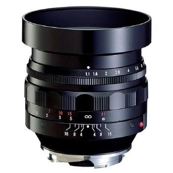 Voigtlander 50mm F1.1 Nokton For Leica M