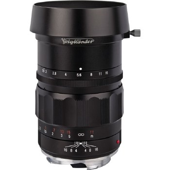 Voigtlander 75mm F1.8 Heliar For Leica M