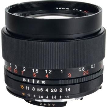 Voigtlander 58mm F1.4 Nokton SLII for For Nikon F