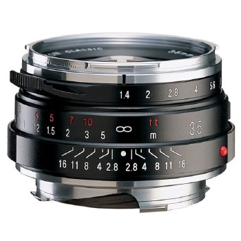 Voigtlander 35mm F1.4 Nokton Single Coat For Leica M