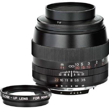 Voigtlander 90mm F3.5 SL II APO-Lanthar For Canon EF