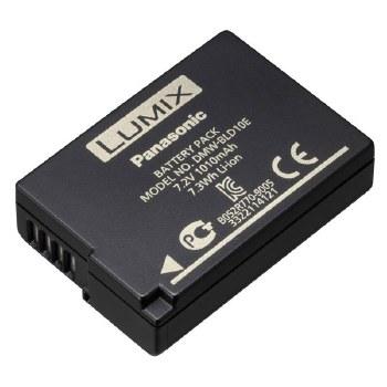 Panasonic DMW-BLD10EB Battery