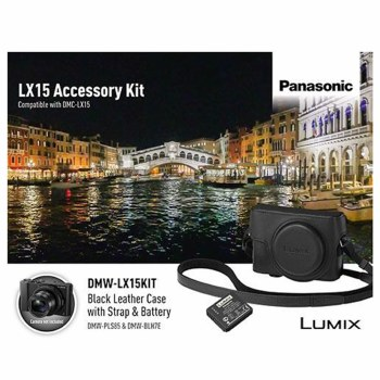Panasonic DMW-LX15 Accessory Kit