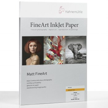 Hahnemuhle Photo Rag Duo 276 gsm A3 25 Sheets