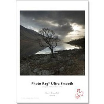 Hahnemuhle Photo Rag Ultra Smooth 305 gsm A2 25 Sheets