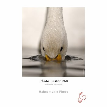Hahnemuhle Photo Luster 260 gsm A3+	 25 Sheets