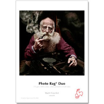 Hahnemuhle Photo Rag Duo 276 gsm A4 20 Sheets