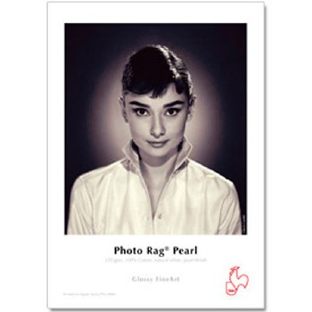 "Hahnemuhle Photo Rag Pearl 320 gsm 17"" Roll 0.43 x 12m"