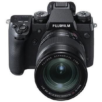 Fujifilm X-H1 With XF 16-55mm F2.8R LM WR