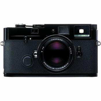 Leica M-P Black Camera Body
