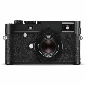 Leica M Monochrom Black Camera Body