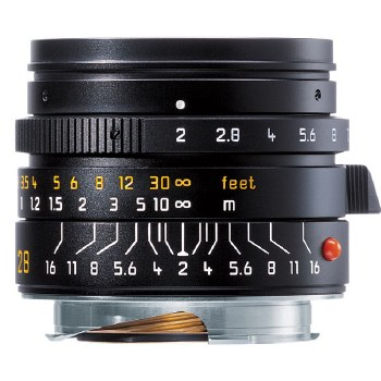 Leica  28mm F2 M Summicron